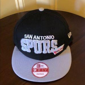 New Era NBA San Antonio Spurs Snapback 🧢